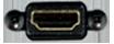 CM11342 - HDMI, F-M