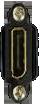 CM11343 - DisplayPort F-M 6'