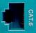 CM11355 - BLUE, CAT-6, RJ-45, F-M