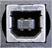 CM11366 - USB-B F - USB-A M
