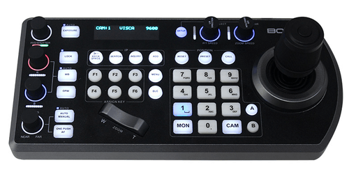 Bolin Technology KBD-1010-RNV - Main View