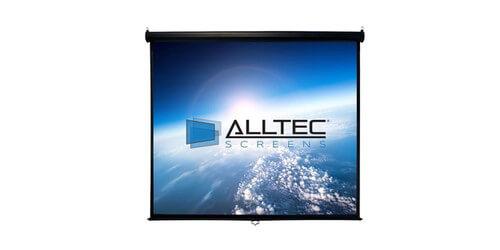 Alltec Ats M150hb Manual Projector Screen 150 Quot 16 9
