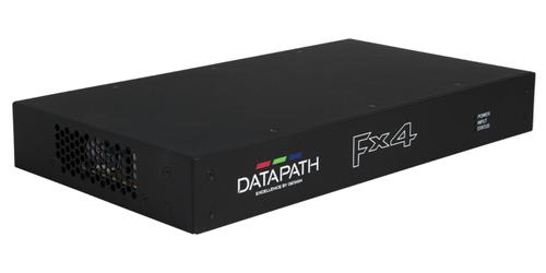 Datapath Fx4-SDI - Main View