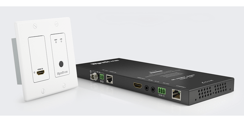 WyreStorm TX IW 70 POH KIT In Wall 4K HDR HDBaseT Transmitter And