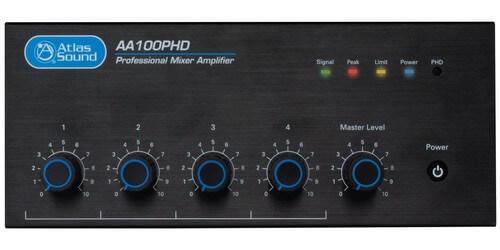 Atlas Sound AA100PHD - Main View