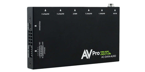 AVPro Edge AC-DA14-AUHD-GEN2 18Gbps Distribution Amplifier w//10-Yr Warranty