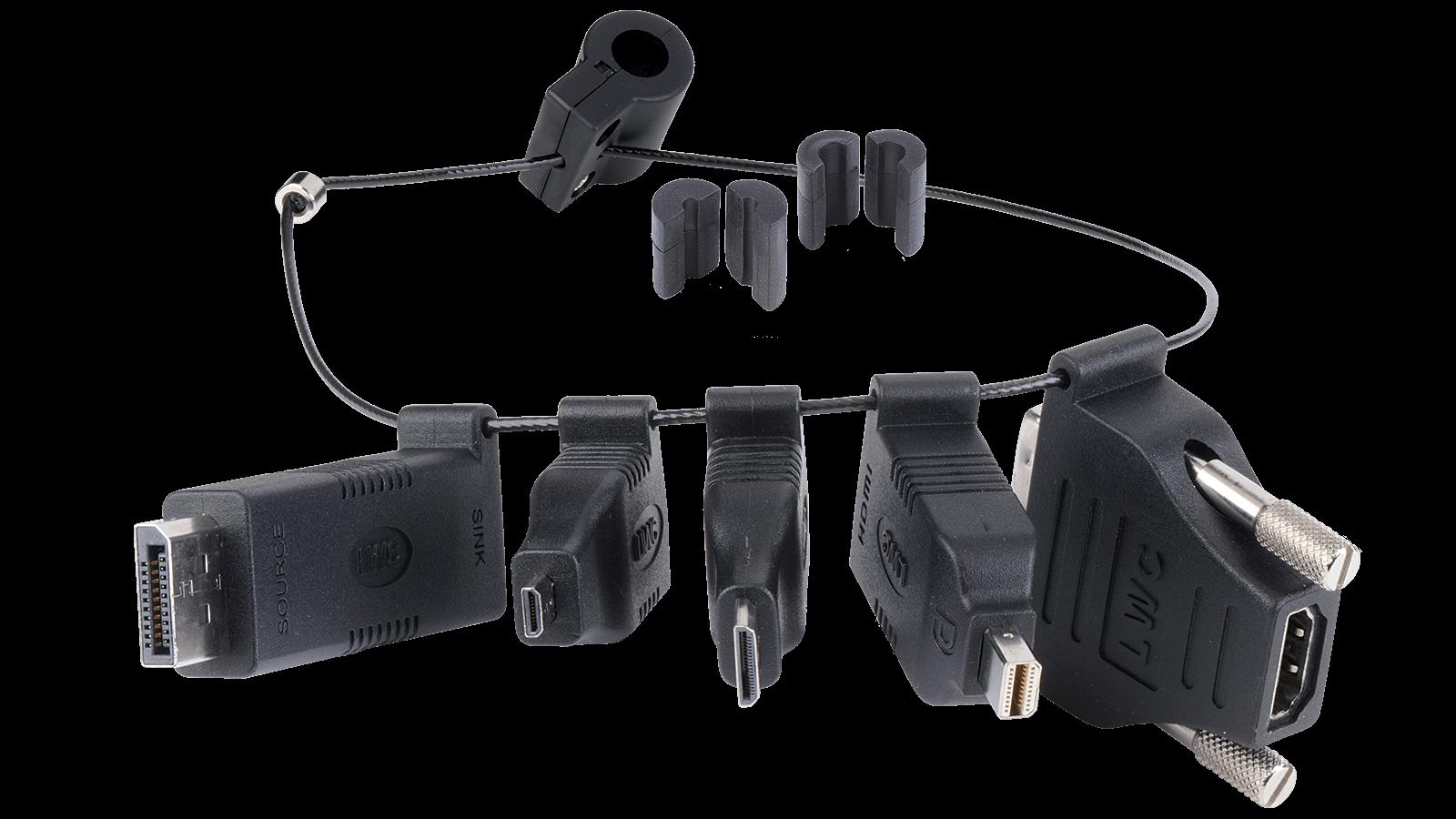 Liberty AV DL-AR Universal HDMI to Multiple Format 5 Adapter Ring ...