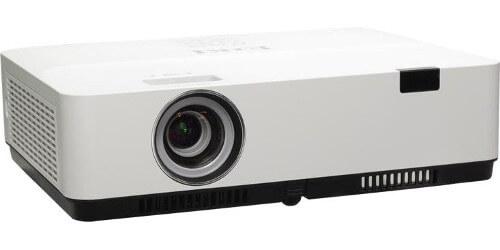 Eiki EK-120U Portable Projector Front Image
