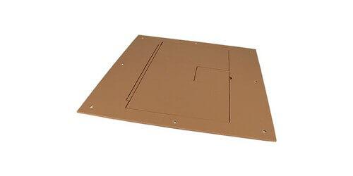 Fsr Fl 600p Oak C Cover No Flange W Hinged Door In