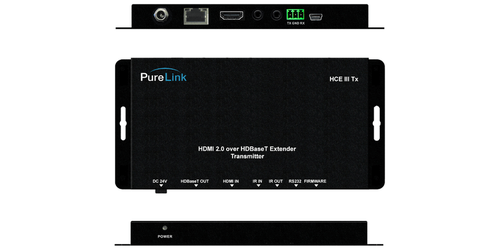 PureLink HCE III Tx - Main View