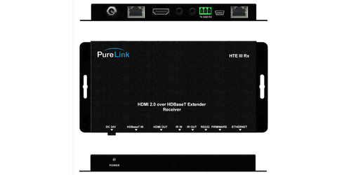PureLink HTE III Rx - Main View