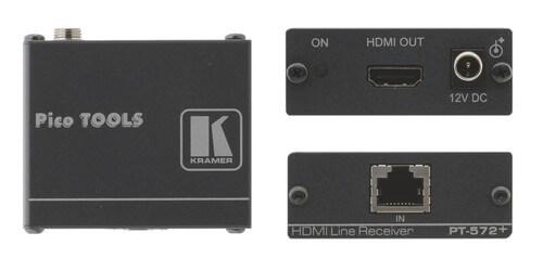 Kramer PT-572+ HDMI Twisted Pair Receiver - Main View