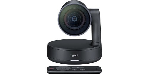 Logitech Rally Video Conferencing Camera - Remote Home Office Camera
