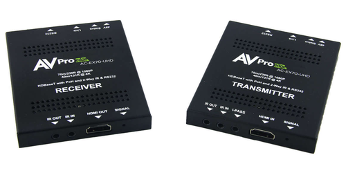 AVPro Edge AC-EX70-UHD-KIT - Main View