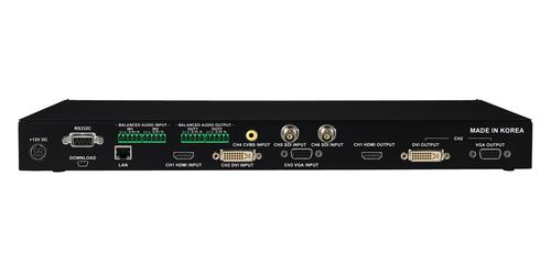 PureLink PS 6200 2x2 Audio 6X2 Video Matrix Presentation Switcher