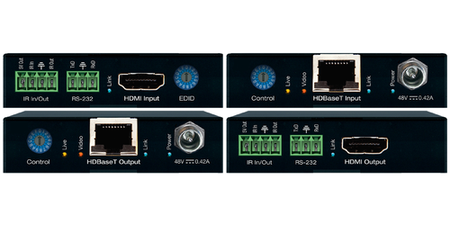 58a553dea465 Key Digital KD-X444L 4K 18G POH HDBT HDMI Extenders - Conference Room AV