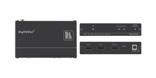 Kramer VP-510 HDMI 4K to 2K and 1080P Downscaler