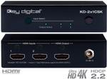 Key Digital KD-2x1CSK - Main View