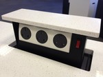 Conference Table Connection Boxes Interconnect Av Ports