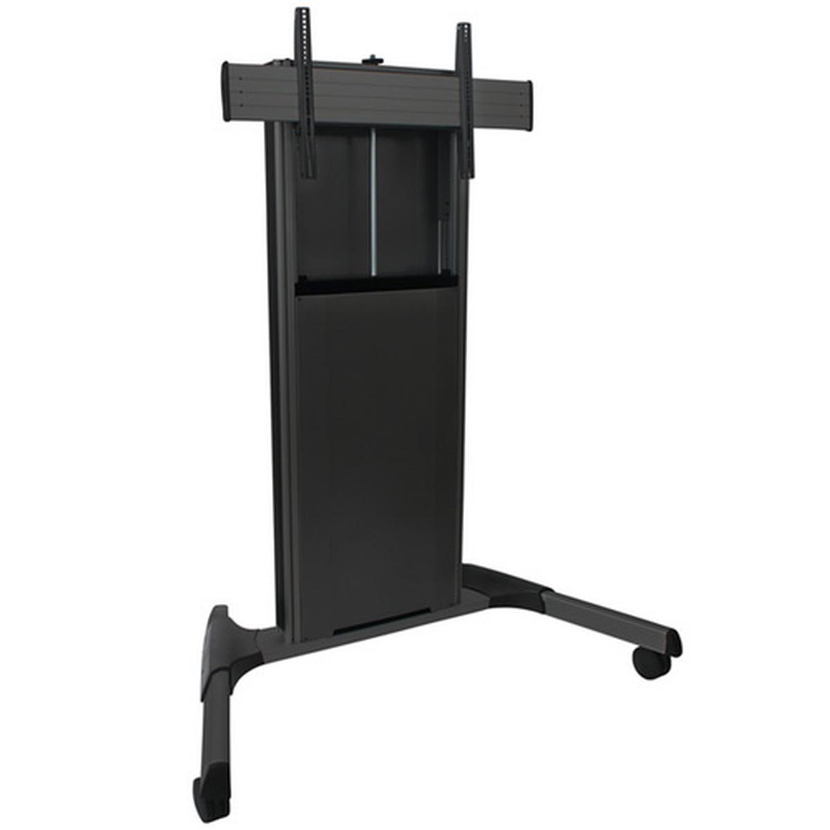 black mount cart shown - Av Cart