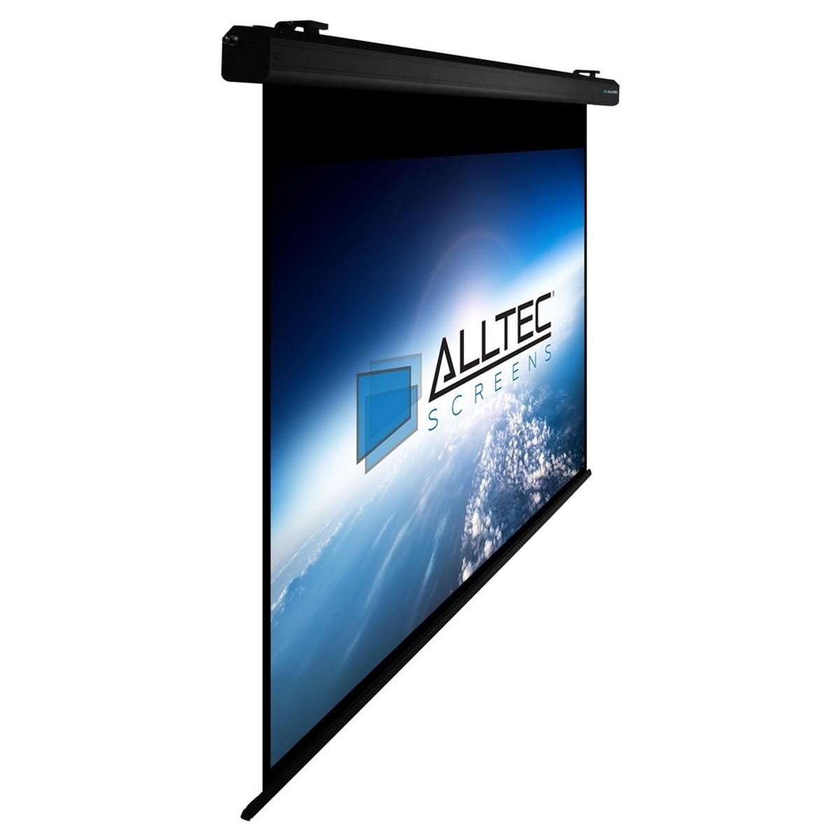 Alltec Ats E120hb Electric Projector Screen 16 9 Matte