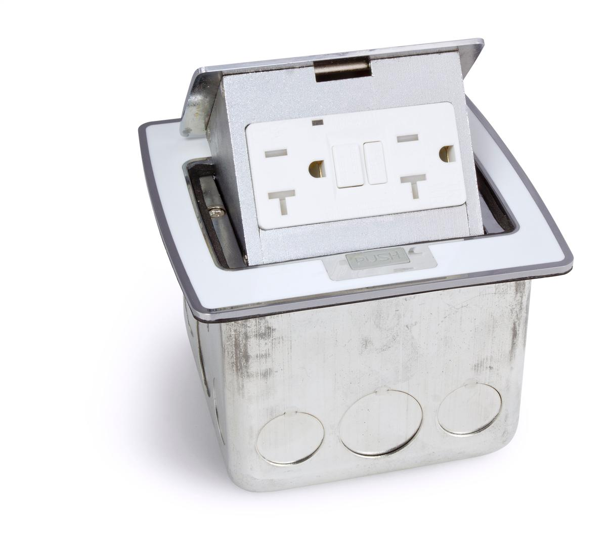 Lew Electric Pufp Ct Bk Nl Tilting Table Box W 2 Power