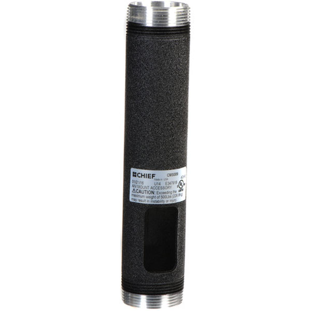 Chief Cms009 Speed Connect Fixed Extension Column Black