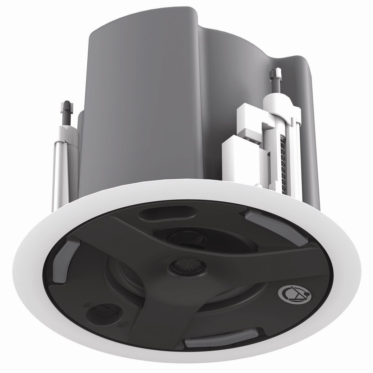 Atlas Sound Fap43t W 4 5 Quot White Coaxial Ceiling Speaker