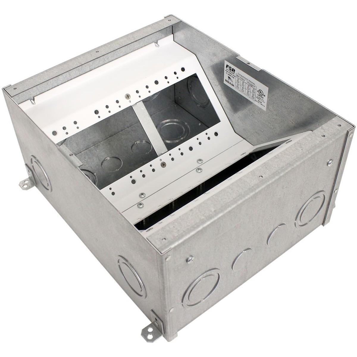 Fsr Fl 500p 6 B Ul Listed Floor Pour Box 6 Quot Deep