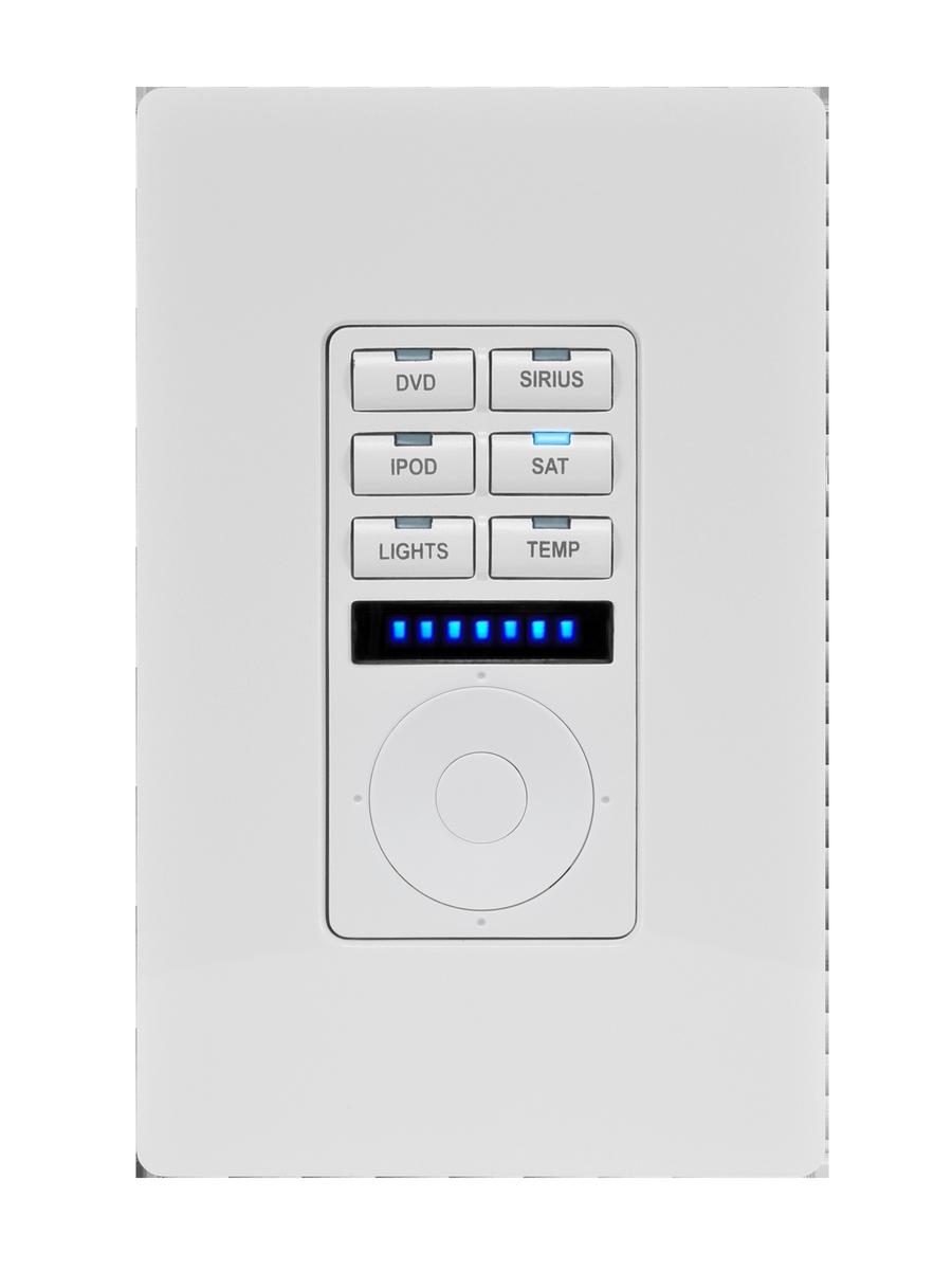 Amx Met 6ne Wh Fg5793 01 Wh Metreau 6 Button White Keypad