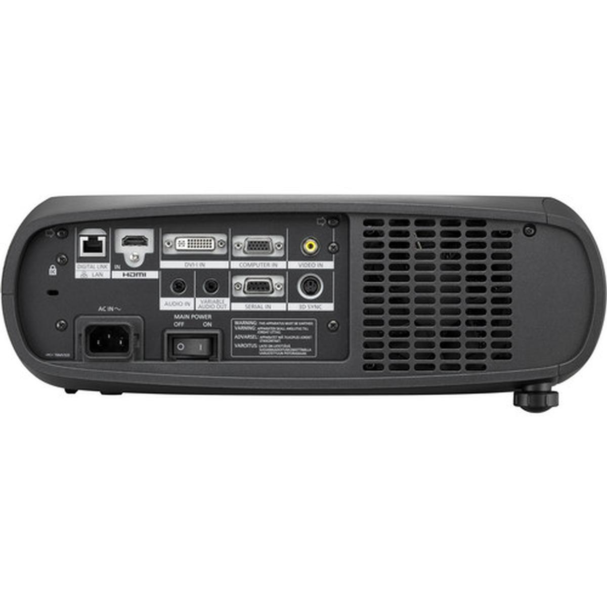 Panasonic Pt Rw430uk Wxga 3500 Lumen Solid State Dlp Led