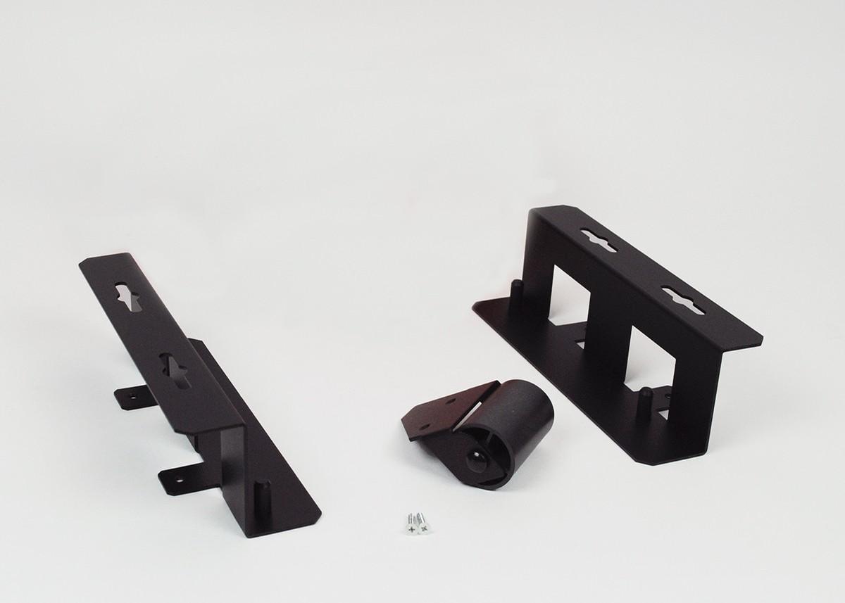 Wiremold Tbcrhmk Under Table Horizontal Mounting Bracket