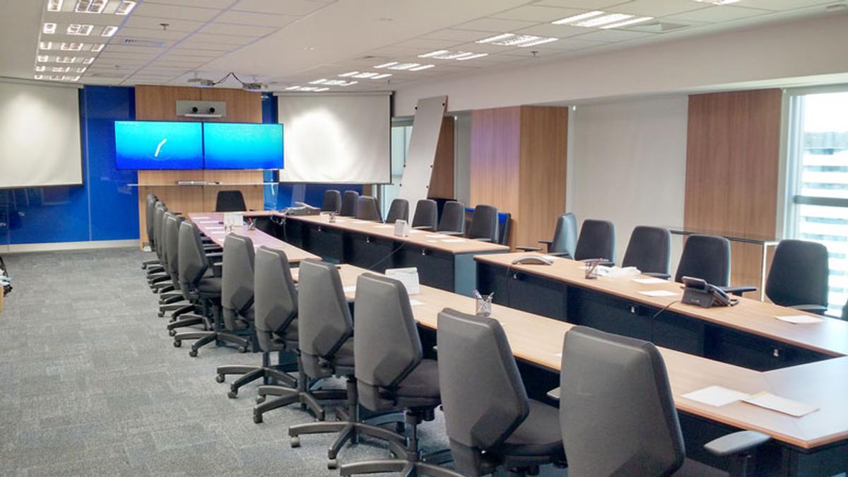 Speaker Conference Room