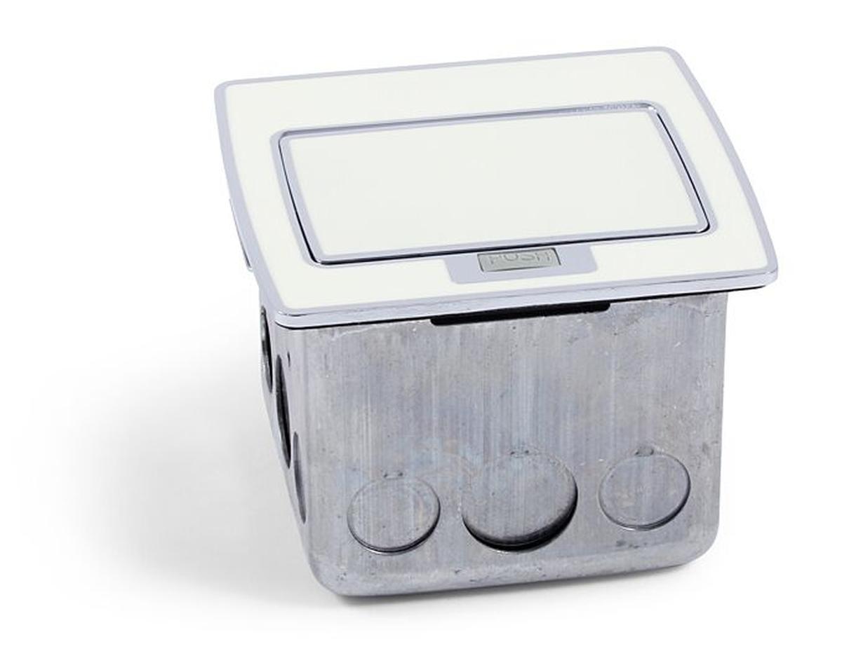 Countertop Usb : Lew Electric PUFP-CT-2USB Countertop Pop Up Box w/ 2 USB Charging & 2 ...
