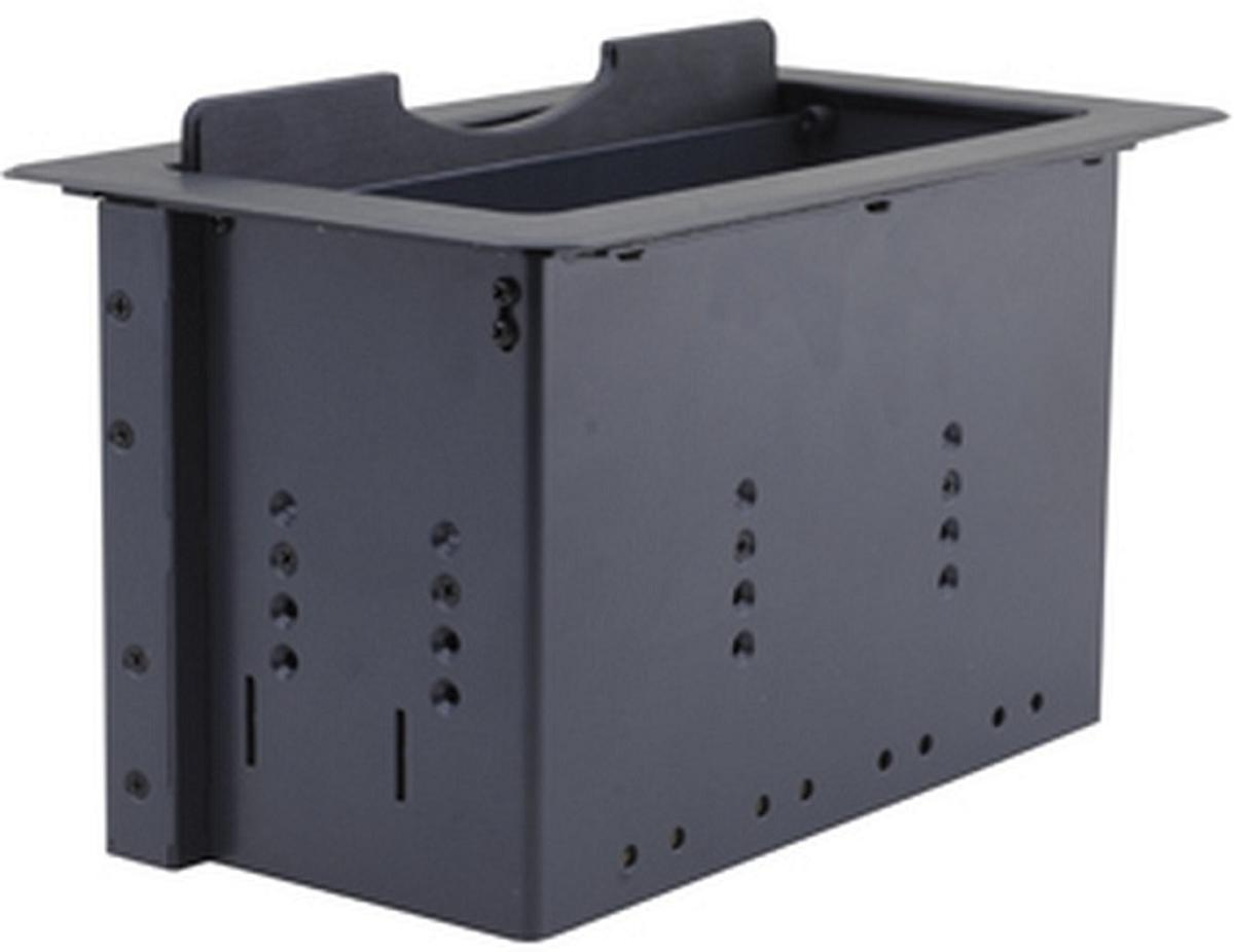 Kramer Tbus 10xl B Modular Table Well Box With Slide Away