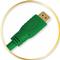 Aurora HDMI Cable Connector