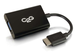 C2G 41351 HDMI Male to VGA and Stereo Audio Female Adapter Converter Dongle