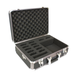 Williams Sound CCS 030 S Large Body-Pack System 12-Slot Briefcase