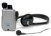 Williams Sound PKT D1 EH Pocketalker Ultra System with EAR 013 & HED 021