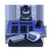 PTZ Optics PT-PRODUCER-20X 20X-SDI, 1080p, PTZ Live Streaming Camera Kit, Gray
